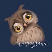 Courageous Owl