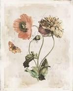 Antiquarian Blooms IV