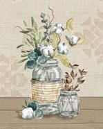 Cotton Bouquet III