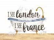 I See London Bathtub