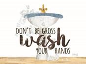 Wash Your Hands Sink