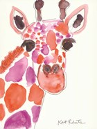 A Giraffe Named Liz