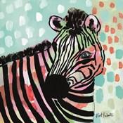 Wilma the Zebra