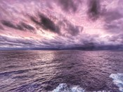 Shades of Purple Sunset
