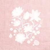 Pink Flower Bunch I