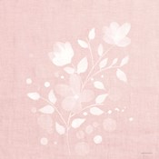 Pink Flower Bunch II