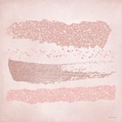 Pink Glitter I