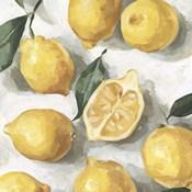 Fresh Lemons I
