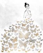 Fluttering Gown I