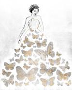 Fluttering Gown II