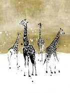 Spotted Giraffe I