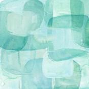 Sea Glass Reflection I