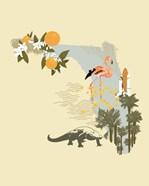 Illustrated State-Florida