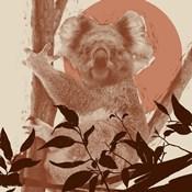 Pop Art Koala II
