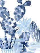 Indigo Succulent II