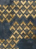 Deco Pattern in Blue II