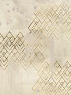 Deco Pattern in Cream I