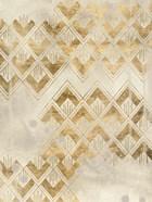Deco Pattern in Cream II