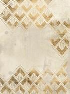 Deco Pattern in Cream III