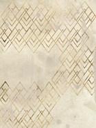 Deco Pattern in Cream IV