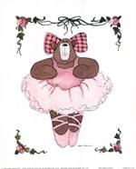 Ballerina Bear I