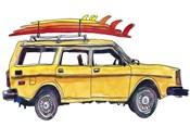 Surfin' Wheels V