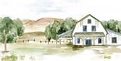 Farmhouse Landscape II