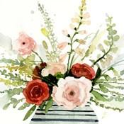 Splashy Bouquet I