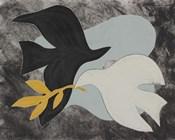 Dove Composition IV