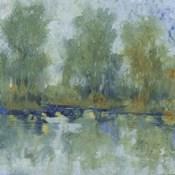 Pond Reflection II