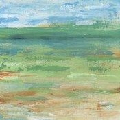 Spring Green Pasture I