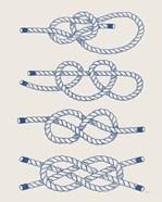 Vintage Sailing Knots XIV