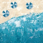 Beach Days Blue
