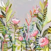 Blushing Wildflowers I