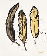 Golden Feathers I