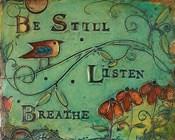 Be Still Bird