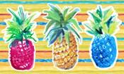 Vibrant Pineapple Trio