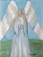 Angel in Spring