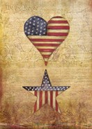 America Stars Flag