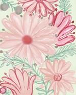 Color Burst Blooms I