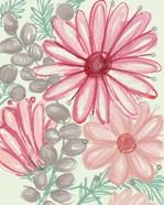 Color Burst Blooms II