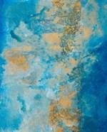 Coastline Vertical Abstract II