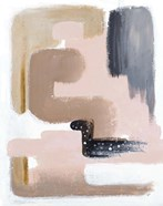 Black Bird Abstract
