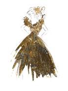 Fashion in Gold I