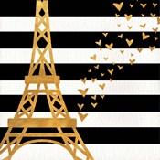 Eiffel Tower Love