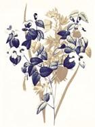 Indigo Flowers Four