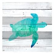 Watercolor Sea Life 3