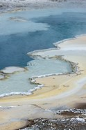 Pool Detail, Yellowstone National Park