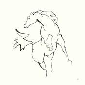 Line Horse VIII