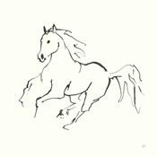 Line Horse III